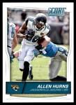 2016 Score #152  Allen Hurns  Front Thumbnail