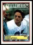 1983 Topps #280  Mike Renfro  Front Thumbnail