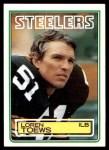 1983 Topps #367  Loren Toews  Front Thumbnail
