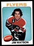 1975 Topps #202  Jimmy Watson   Front Thumbnail