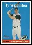 2007 Topps Heritage #212  Ty Wigginton  Front Thumbnail