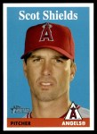2007 Topps Heritage #186  Scot Shields  Front Thumbnail