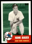 1953 Topps Archives #290  Hank Bauer  Front Thumbnail