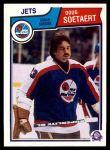 1983 O-Pee-Chee #391  Doug Soetaert  Front Thumbnail