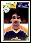 1983 O-Pee-Chee #157  Kevin Lavallee  Front Thumbnail