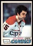 1977 O-Pee-Chee #145  Guy Charron  Front Thumbnail