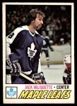 1977 O-Pee-Chee #64  Jack Valiquette  Front Thumbnail