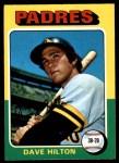 1975 O-Pee-Chee #509  Dave Hilton  Front Thumbnail