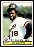 1979 O-Pee-Chee #96  Bill Madlock  Front Thumbnail