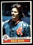 1979 O-Pee-Chee #16  Dennis Eckersley  Front Thumbnail