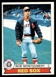 1979 O-Pee-Chee #219  Bob Montgomery  Front Thumbnail