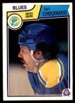 1983 O-Pee-Chee #78  Guy Chouinard  Front Thumbnail
