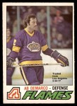 1977 O-Pee-Chee #283  Ab DeMarco  Front Thumbnail