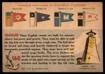 1955 Topps Rails & Sails #160   Trawler Back Thumbnail
