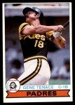 1979 O-Pee-Chee #226  Gene Tenace  Front Thumbnail