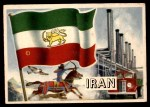 1956 Topps Flags of the World #2   Iran Front Thumbnail