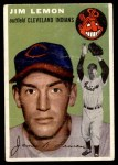 1954 Topps #103  Jim Lemon  Front Thumbnail