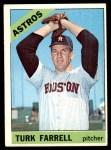 1966 Topps #377  Turk Farrell  Front Thumbnail