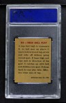 1948 Bowman #65   Held Ball Play Back Thumbnail