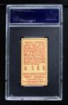 1911 T205  Tom Needham  Back Thumbnail