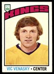 1976 Topps #211  Vic Venasky  Front Thumbnail