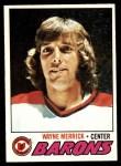 1977 Topps #176  Wayne Merrick  Front Thumbnail