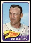 1965 Topps #559  Ed Bailey  Front Thumbnail