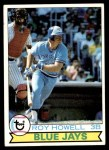 1979 Topps #101  Roy Howell  Front Thumbnail
