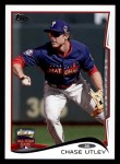 2014 Topps Update #292   -  Chase Utley  All-Star Front Thumbnail