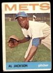 1964 Topps #494  Al Jackson  Front Thumbnail