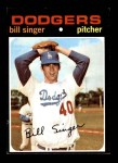 1971 Topps #145  Bill Singer  Front Thumbnail