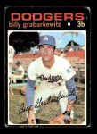 1971 Topps #85 RED Billy Grabarkewitz  Front Thumbnail