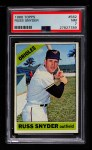 1966 Topps #562  Russ Snyder  Front Thumbnail