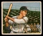1950 Bowman #221  Don Mueller  Front Thumbnail