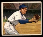 1950 Bowman #240 CR Eddie Lake  Front Thumbnail