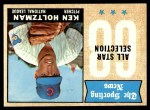 1968 Topps #380   -  Ken Holtzman All-Star Front Thumbnail