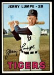 1967 Topps #247  Jerry Lumpe  Front Thumbnail