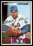 1967 Topps #470  Bob Shaw  Front Thumbnail
