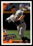 2010 Topps Update #9  Danny Worth  Front Thumbnail