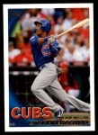 2010 Topps Update #135  Starlin Castro  Front Thumbnail