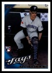 2010 Topps Update #181  J.P. Arencibia  Front Thumbnail