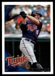 2010 Topps Update #252  Jim Thome  Front Thumbnail