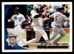 2010 Topps #4   -  Hanley Ramirez / Pablo Sandoval / Albert Pujols NL Batting Average Leaders Front Thumbnail