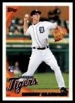 2010 Topps #293  Brent Dlugach  Front Thumbnail