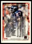 1995 Topps #24  Rodney Hampton  Back Thumbnail