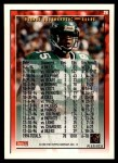 1995 Topps #28  Rob Moore  Back Thumbnail