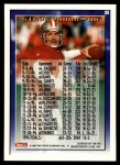 1995 Topps #33  Steve Young  Back Thumbnail