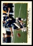 1995 Topps #61  John Carney  Front Thumbnail