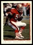 1995 Topps #138  Ken Norton Jr.  Front Thumbnail