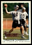 1995 Topps #224  Kerry Collins  Front Thumbnail